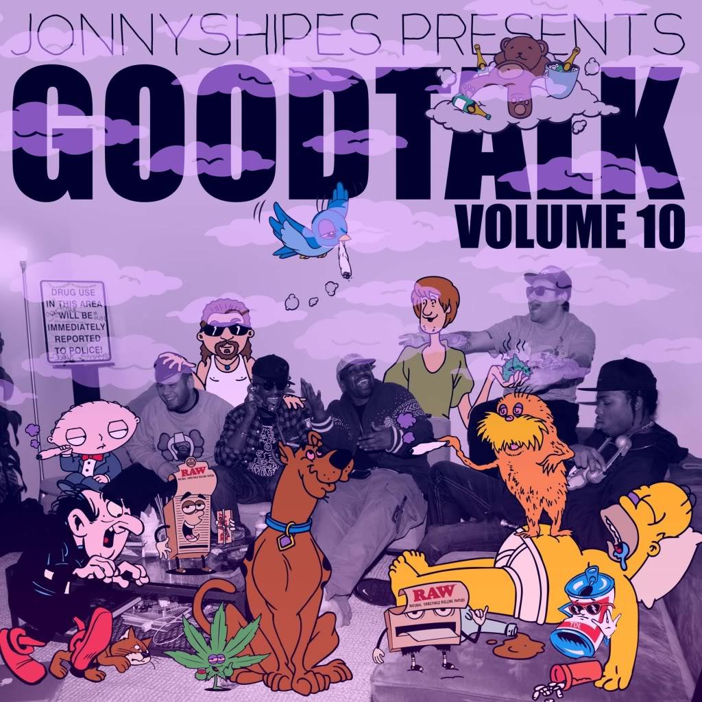 GoodTalk Vol  10 (Mixtape) - Big K R I T