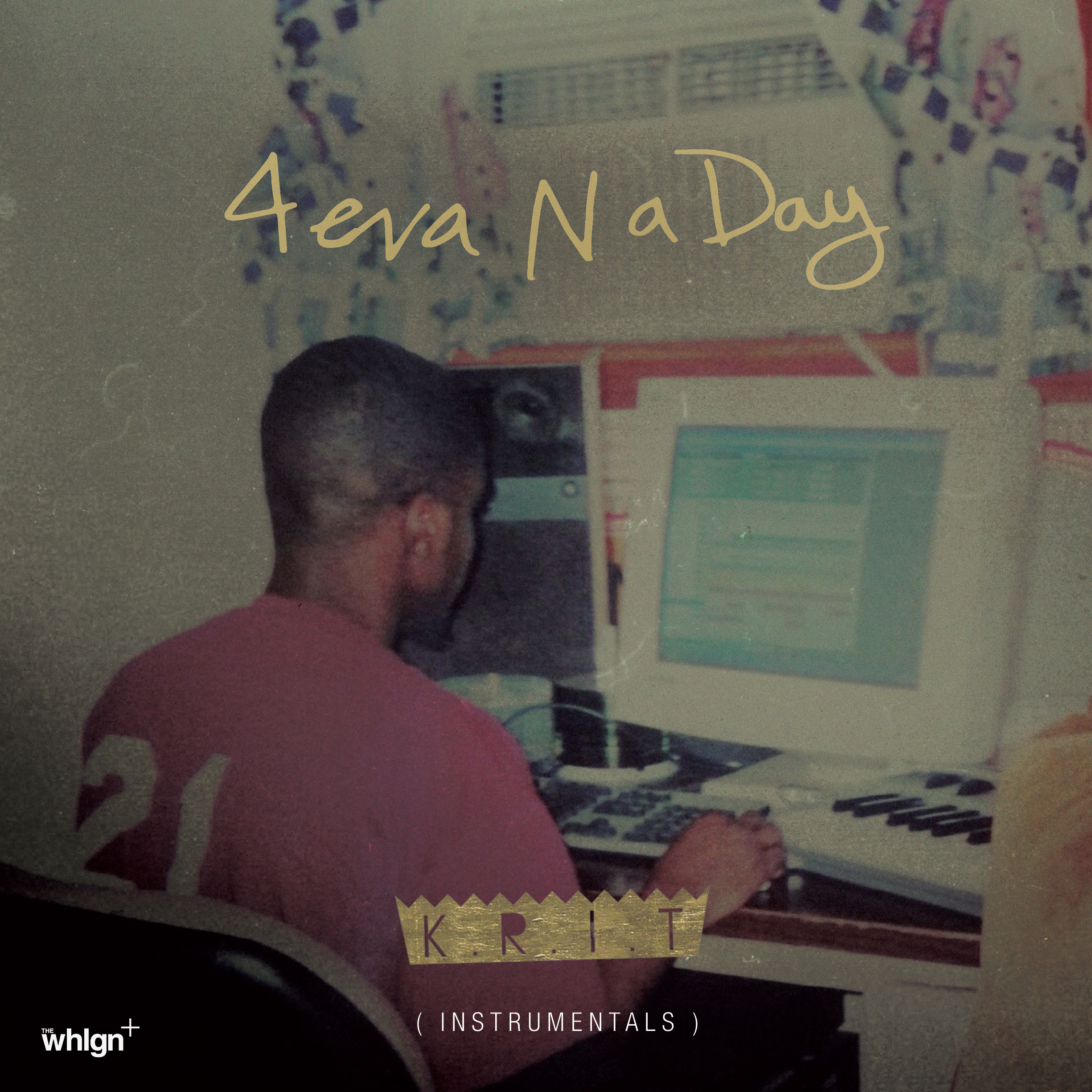 Big K R I T  - 4evaNaDay (Instrumentals) - Big K R I T